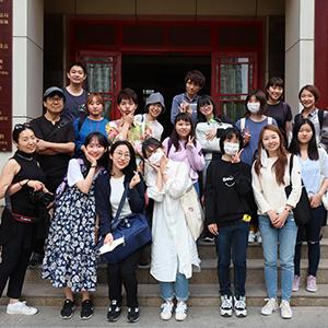 日中韓学生アニメーション共同制作(co-work)の企画会議をしてきました@中国