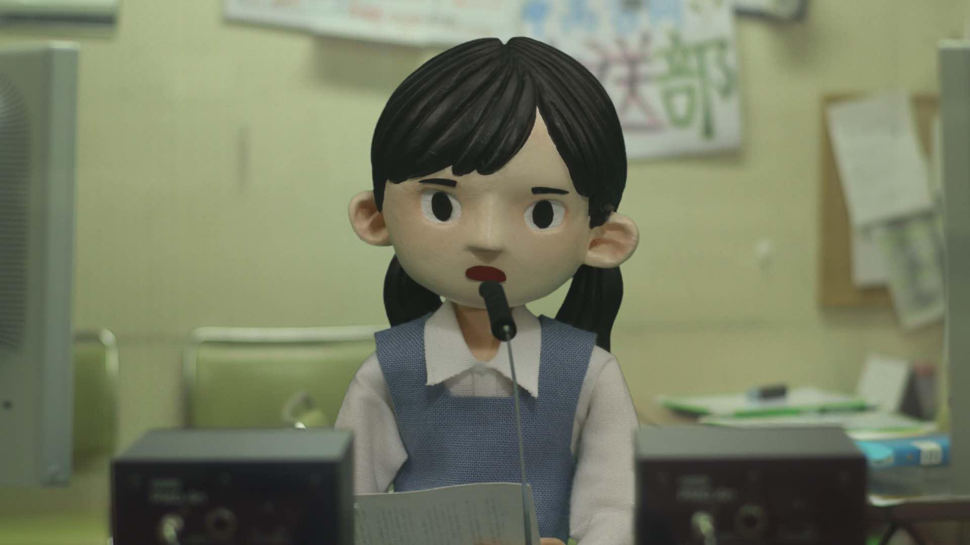 過去作品公開:「アンケート」/ 木下 絵李