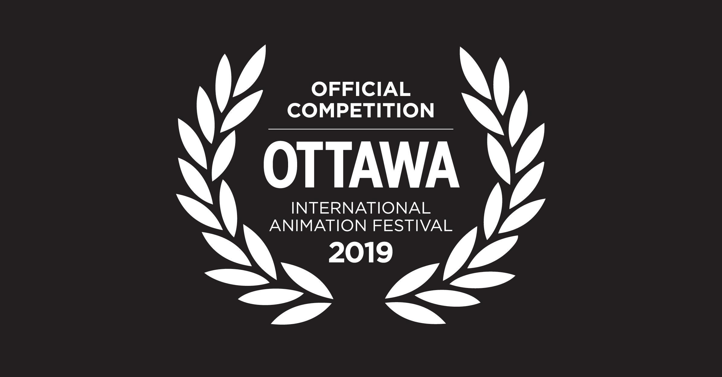 オタワ国際アニメーション映画祭2019「WildAid Hankograph」公式コンペティションセレクション