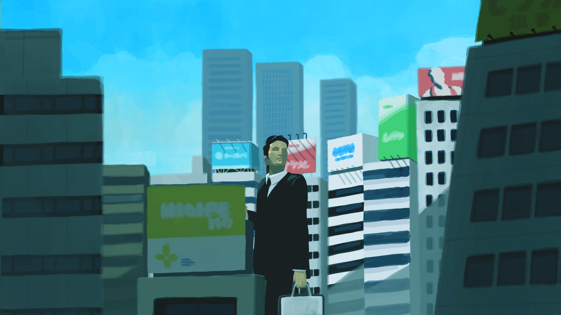 RINGING CITY / 今津 良樹