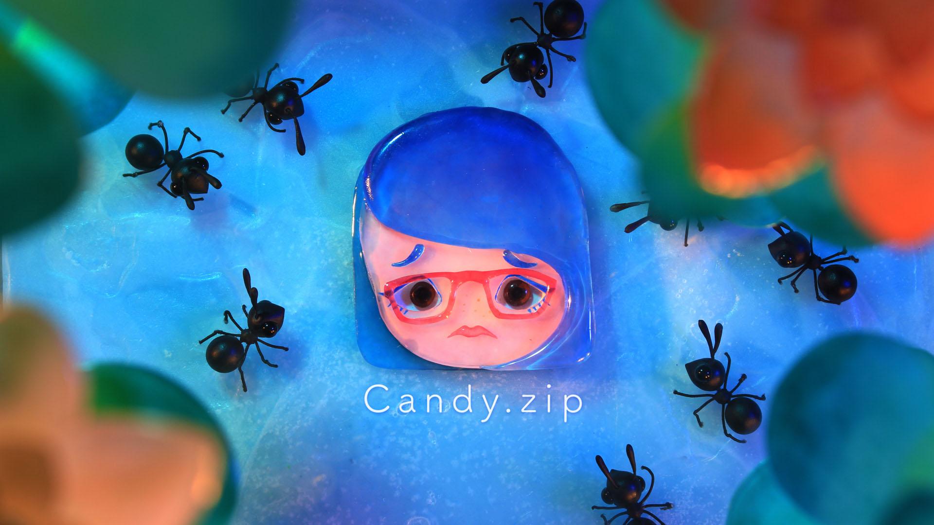 Candy.zip / 見里 朝希