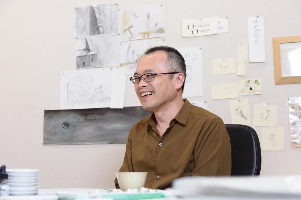 第三回【国谷裕子のクローズアップ藝大】にて山村教授のインタビューが掲載されています